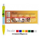 Printing both side banner pen 1102 , flag pen,Promotional scroll pen