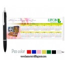 Promotional Metal Banner Pen 1201,Printed Pens , Metal Scroll Pen