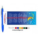 Popular Banner Pen 1205,Fashion Banner Pens,Scroll Pen,Flag Pens