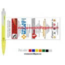 Pull Out Scroll Pens 1400,Flag Pens,Cheap Banner Pen