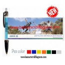 Promotional Banner Pens 1105,Pen with Pull Out Banner Advertising